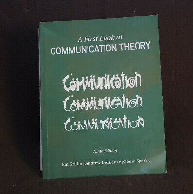 A First Look at Communication Theory (9th Edition, Paperback) ISBN: 0073523925
