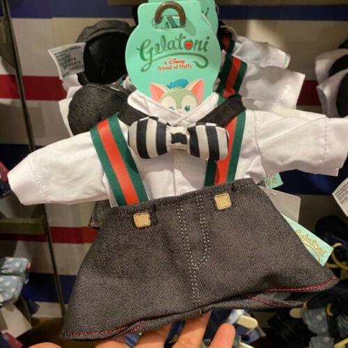 SHDR Gelatoni plush costume outfits jeans Shanghai Disneyland Disney exclusive