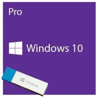 Windows 10 Professional 32/64-bit USB Drive