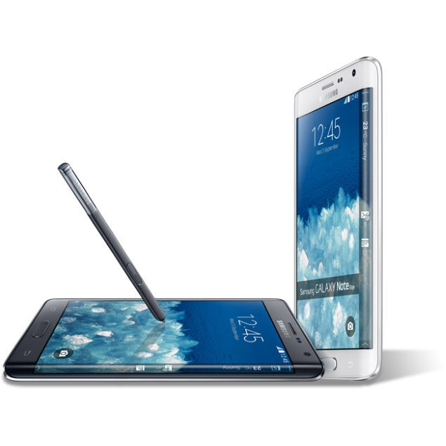 $189.99 - Samsung Galaxy Note Edge SM-N915A AT&T UNLOCKED 4G 32GB 16MP SmartPhone SRB SHWD