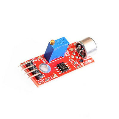 5pcs Microphone Sensor Avr Pic High Sensitivity Sound Detection Module F Arduino