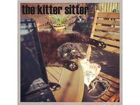 The Kitter Sitter: cat sitting in Bristol