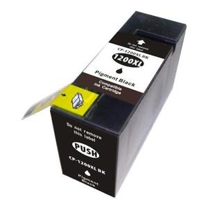 Replacement Ink Cartridge for Canon MAXIFY MB2020 MB2320 MB2720 PGI-1200XL High Yield Black