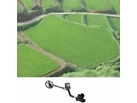 Looking for land to metal detect on / Lost property detection