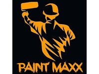 PAINTER - PAINTMAXX - PROFESSIONAL DECORATING SERVICE