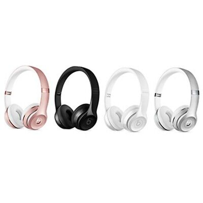 Authentic Beats by Dr. Dre Solo 3 Wireless On-Ear Headphones All Colors