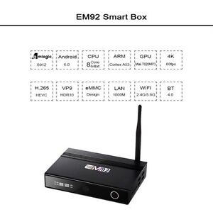 BEST SELLER x96 4K android tv box FULLY LOADED with KODI17 Edmonton Edmonton Area image 5