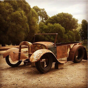 Crusty Yard or Garden Art Vehicle/Installations Truro Mid Murray Preview