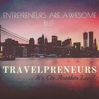 Travelpreneurs Wanted