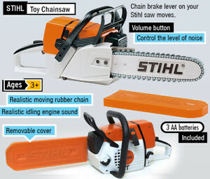 STIHL Toy Chainsaw for Christmas BNIB