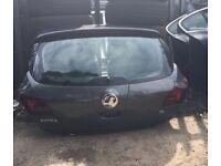 VAUXHALL ASTRA J, TAILGATE, FOR SALE