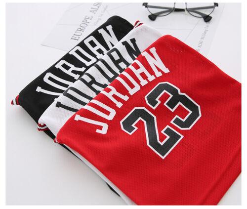 2019Kids Boys#23 Basketball Jerseys Short Suits kits UK Girls 1-10 years Sets  N