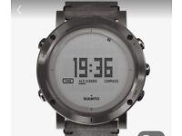 SUUNTO ESSENTIAL Steel Watch SSO21216000