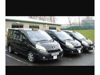 Harrogate Hackney carriage taxi wanted