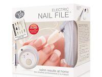 Rio Electric Nail File £30 retail price £80