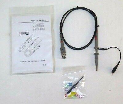 P6100 100mhz Oscilloscope Scope Clip Probe