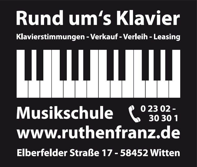 Klavier-Service (Klavierstimmer / Reparatur / Verkauf) in Witten