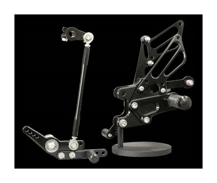 Honda CBR1000RR Adjustable Rearsets 2008-2016 model