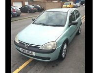 Vauxhall Corsa 1.2 (Cheap & Cheerful) *£295*