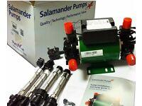 Salamander CT50 Pump 1.5 bar twin - New in box