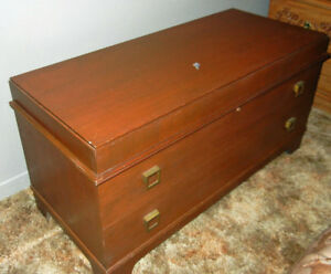 Lane Cedar Chest made in Hanover, Ontario in 1949