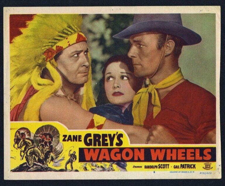 WAGON WHEELS (1934) 25721