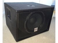 "Alto TSSUB12 Sub 12"" subwoofer. Lightweight & With original boxes"