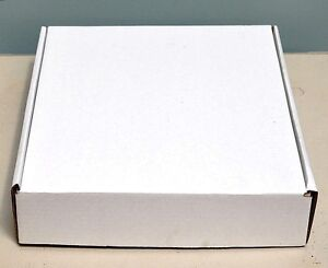 """White Tab Lock Gift Boxes or Mailers 14x12x3"""""""