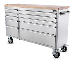 TOOL CHEST - STAINLESS STEEL Campsie Canterbury Area Preview