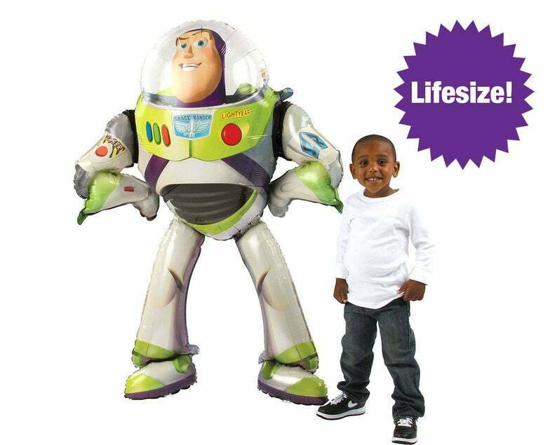 toy story buzz lightyear airwalker balloon jumbo