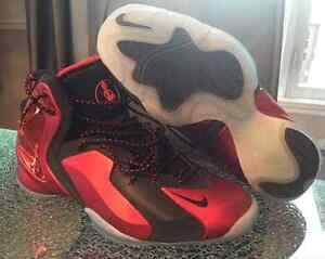 New Basketball Shoes - NIKE Lil Penny Posite Flight Club Size 11
