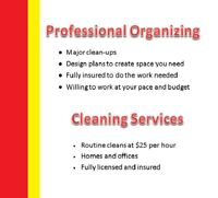 Clean by Design - Professional Organizing & Cleaning