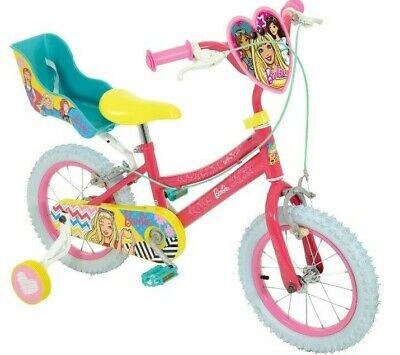 "Children's Barbie Bike - 14"" Wheel NEW"