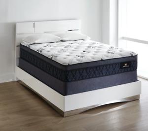 Serta Perfect Sleeper® Watson Firm Euro-Top Queen Mattress