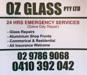 Emergency glass services
