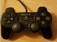 Official Playstation 2 Dualshock Controller - Black
