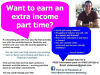 Work From home PART TIME! Worcestershire