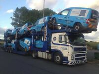 CAR / MACHINERY TRANSPORT - ENGLAND, SCOTLAND, WALES, IRELAND