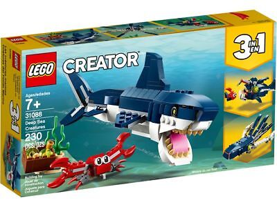 NEW LEGO Creator 31088 Deep Sea Creatures 3-in-1