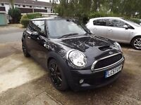 2007 Mini Cooper S R53 John Cooper Works Edition Black, Badges, Exhaust, Wheels Low Mileage