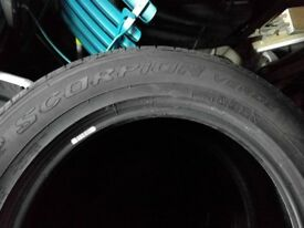 4 x Pirelli Scorpion Verde Tyres 215/65 17, as new