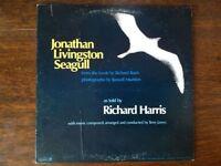 Johnathan Livingston Seagull, spoken word. £5 + postage