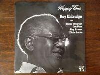 Roy Eldridge, Happy Time, Jazz. £10 + postage.