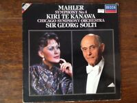 Mahler, Symphony #4, opera/classical. £7 + postage