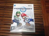Nintendo Wii Mariokart Game