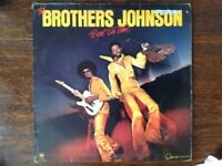 Brothers Johnson, The, Right On Time, 1977. Funk, Soul, R'n'B. £15 + postage