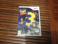 Nintendo Wii Toy Story 3 Game