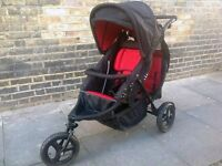 Baby Weavers Lynx Tandem Inline Single or Double Hybrid Pram Pushchair Buggy Phil and Teds