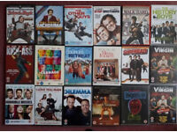 18 classic comedy DVDs