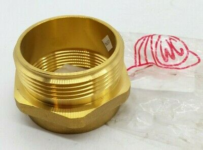5050145 Nipple Hose 2-12 In Ips Fem To 2-12in Fire Hose Adapter